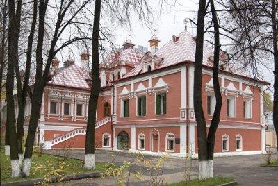Юсуповский дворец. Чудо-палаты